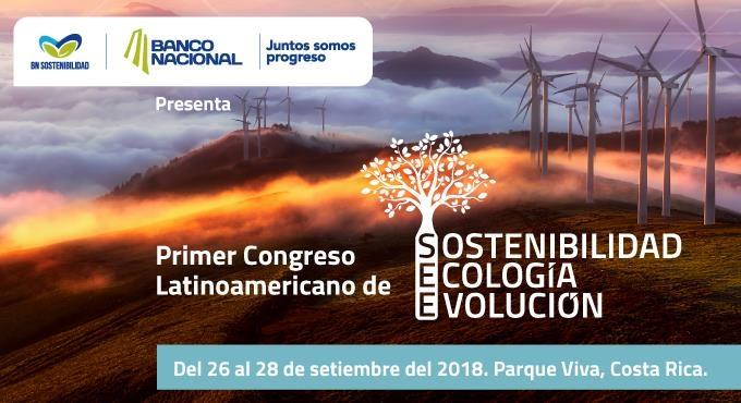Primer congreso de sostenibilidad, ecología, evolución