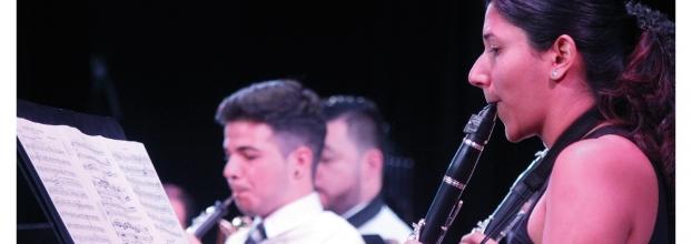 Concierto con Banda de Conciertos de Puntarenas