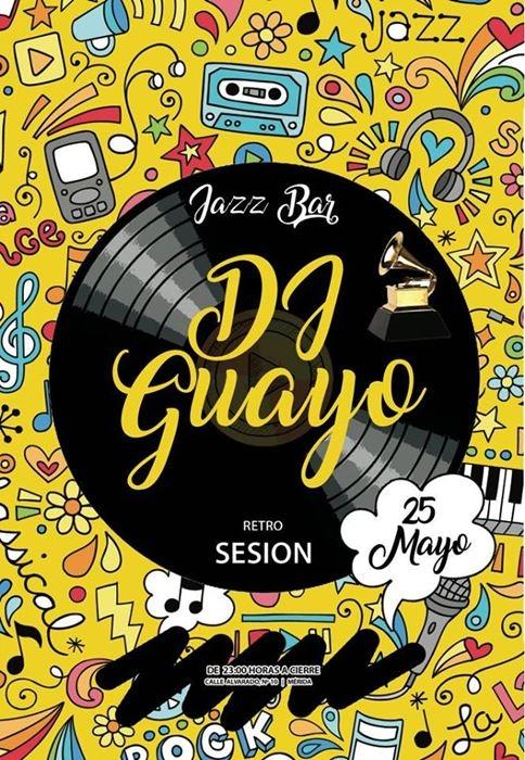 Dj Guayo - Retro Session