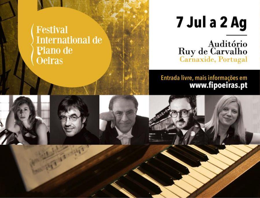 Festival International de Piano de Oeiras