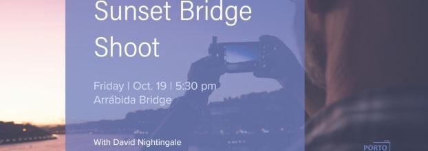 Sunset Bridge Shoot