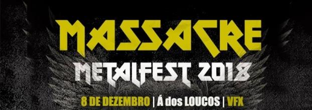 MASSACRE METAL FEST 2018
