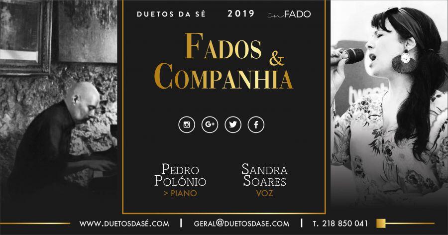 IN FADO - Fados & Companhia - Pedro Polónio & Sandra Soares