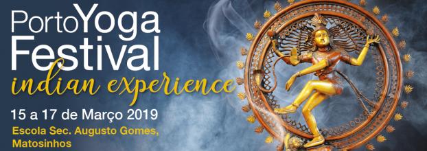 Porto Yoga Festival - Indian Experience