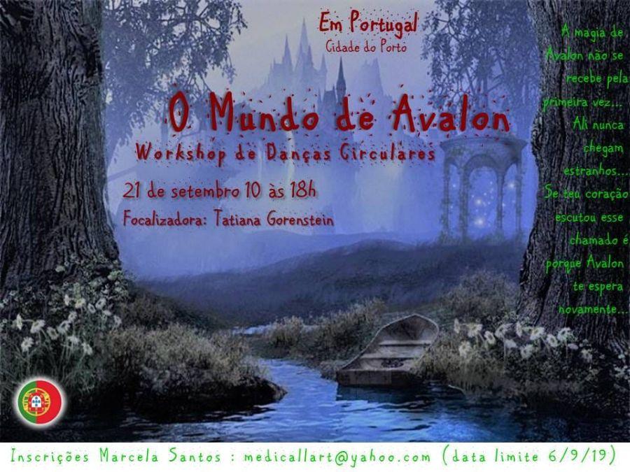 O Mundo de Avalon