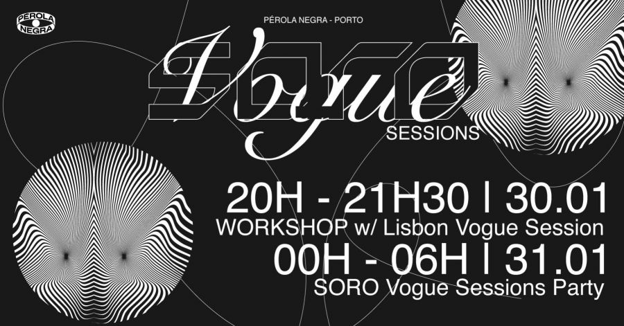 SORO x VOGUE SESSIONS PARTY