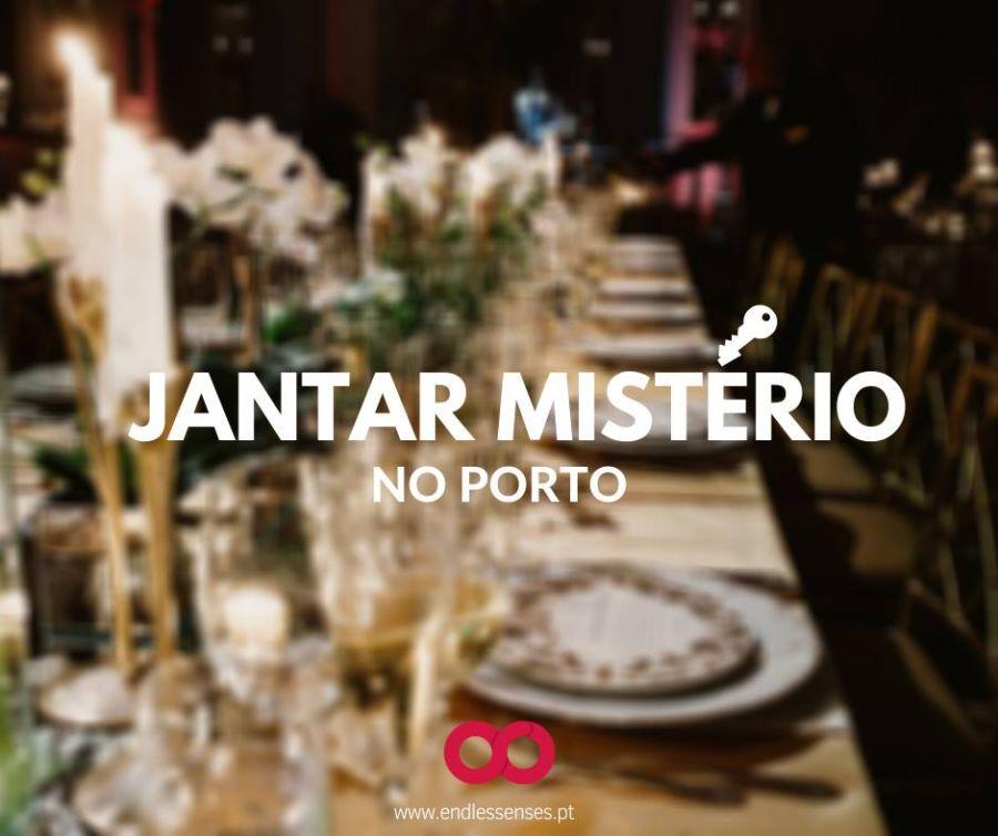 Jantar Mistério Os Loucos Anos 20 no Porto