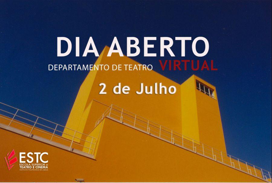 Open Day virtual - Escola Superior de Teatro e Cinema