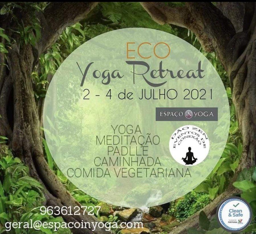 Retiro 'EcO Yoga Retreat'