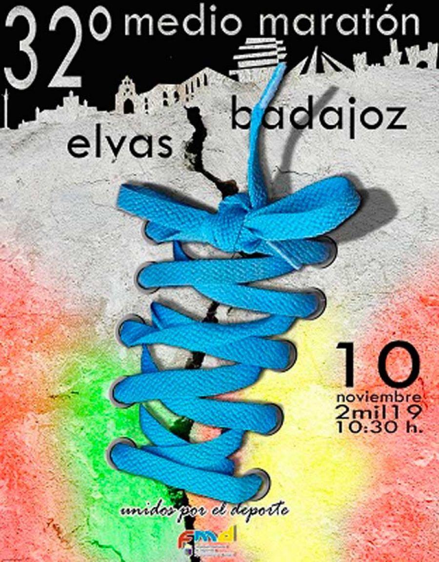 XXXII Medio Maratón Elvas - Badajoz
