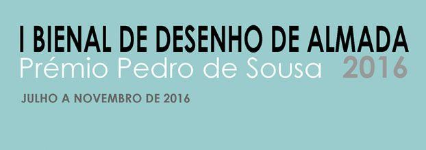 """I Bienal de Desenho de Almada """"Prémio de Desenho Pedro de Sousa"""""""