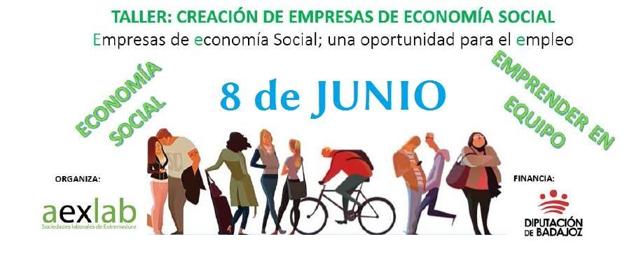 Taller Cooperativas Economía Social