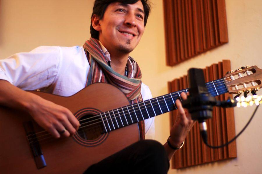 Workshop de Guitarra - Folclore Argentino con Seva Castro