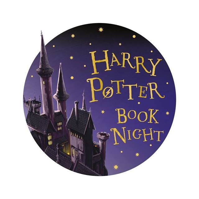 Harry Potter Book Night en La Industrial