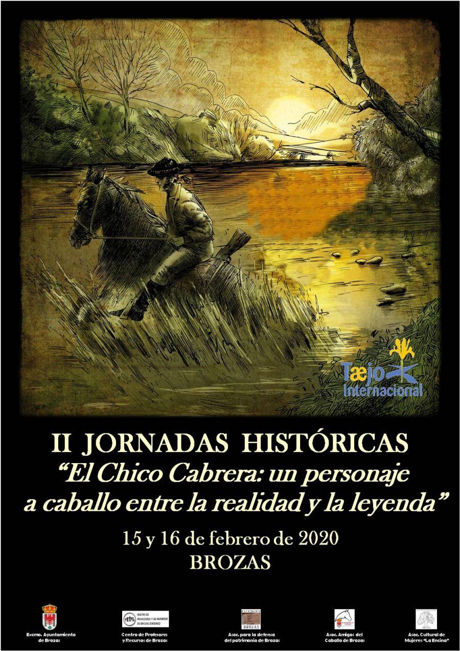 II Jornadas históricas 'El Chico Cabrera: un personaje a caballo entre la realidad y la leyenda'