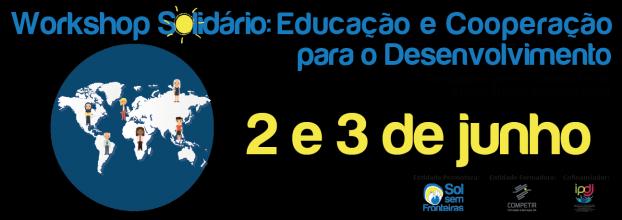 Workshop Solidário | Educação e Cooperação