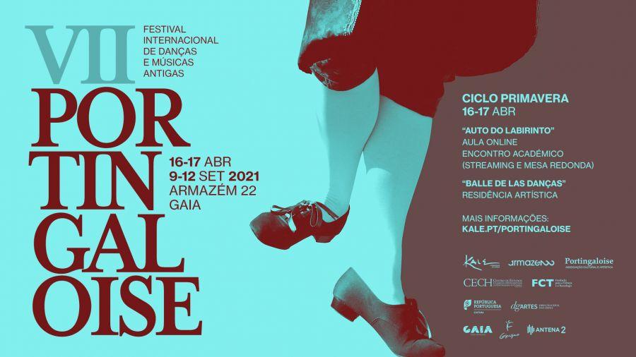 VII Portingaloise - Festival Internacional de Danças e Músicas Antigas