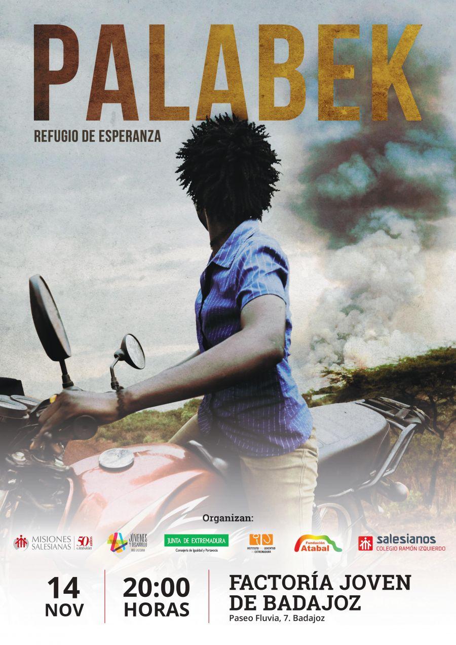 Documental ' Palabek. Refugio de Esperanza'