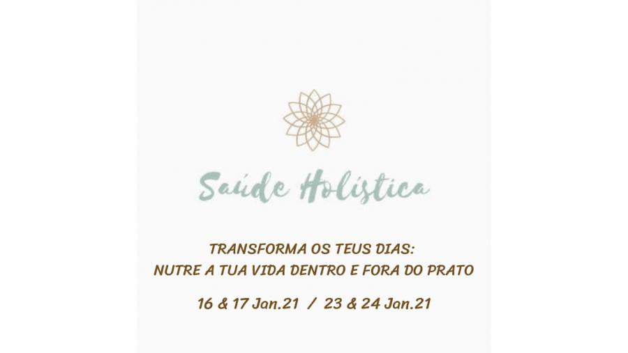1ª Edição - SAÚDE HOLÍSTICA