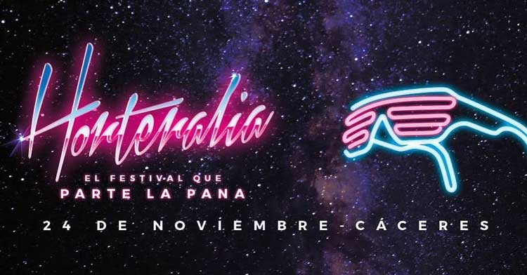 HORTERALIA 2018 // Cáceres