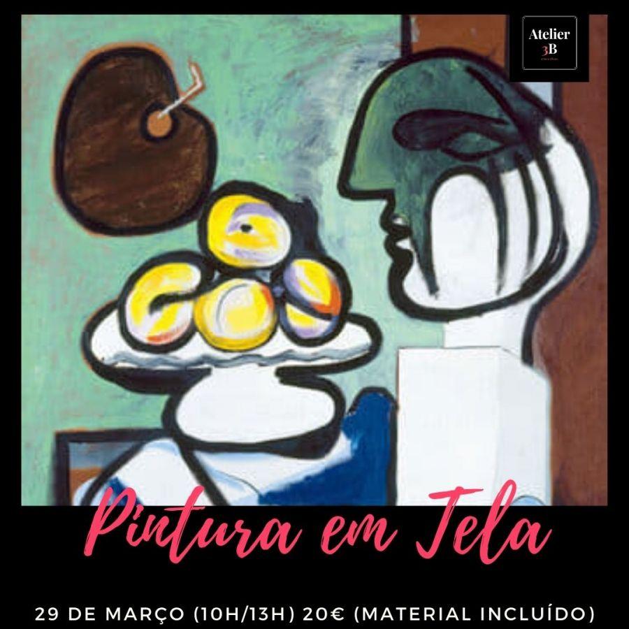 Pintura em tela (Picasso)