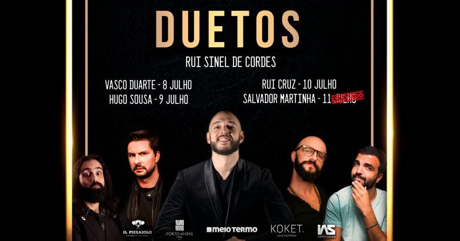 Duetos - Rui Sinel de Cordes