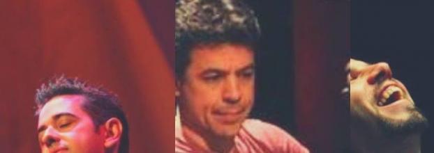 CARLOS LOPES TRIO Carlos Lopes- Acordeão/ Edú Miranda- Bandolim / Violão 7 cordas Sebastien Scheriff- Percussão