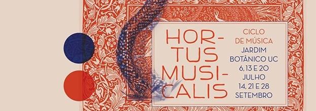 PEDRO MELO ALVES – CICLO DE CONCERTOS HORTUS MUSICALIS