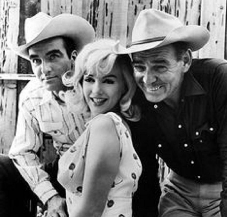 The misfits (vidas rebeldes). John Huston. 1961