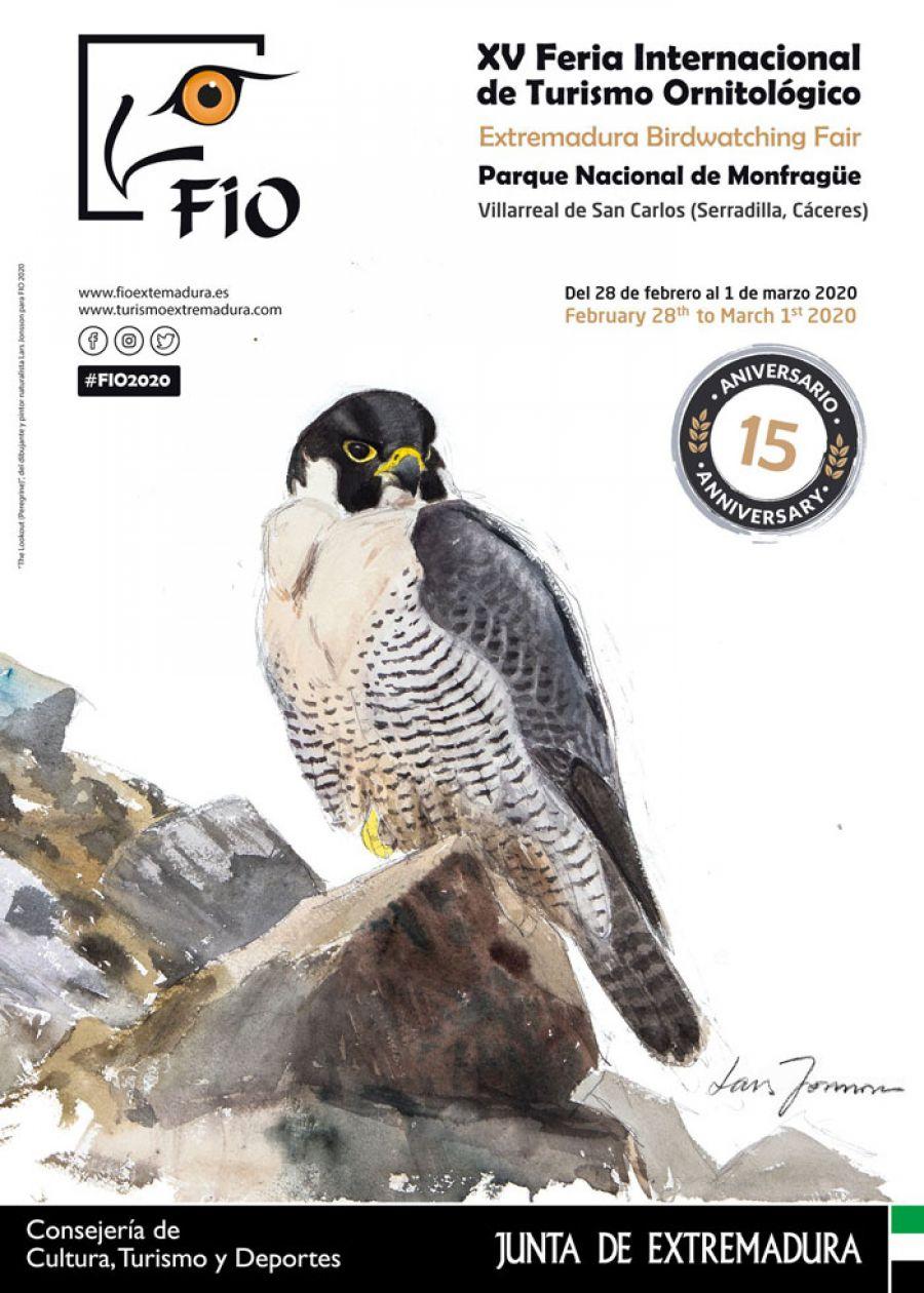 FIO 2020 | XV Feria Internacional de Turismo Ornitológico