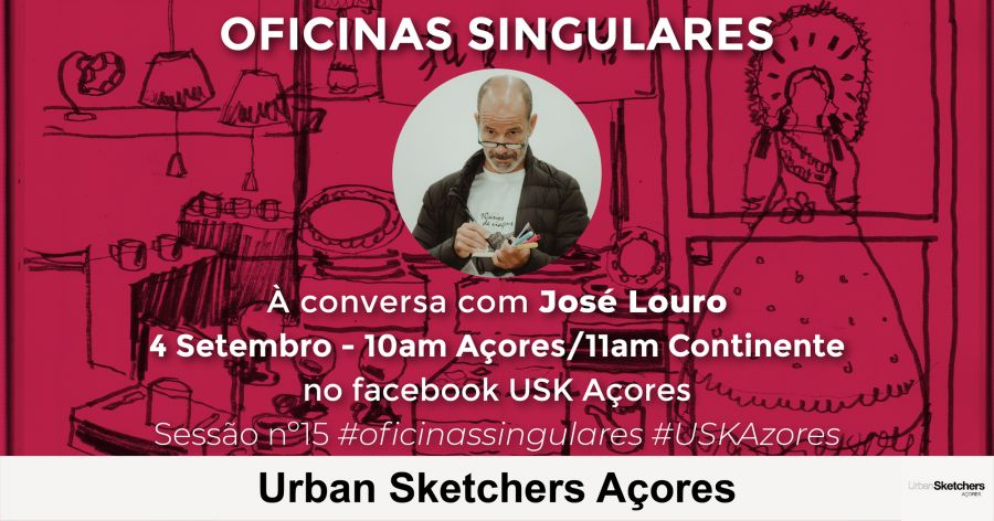 Oficinas Singulares #15   José Louro