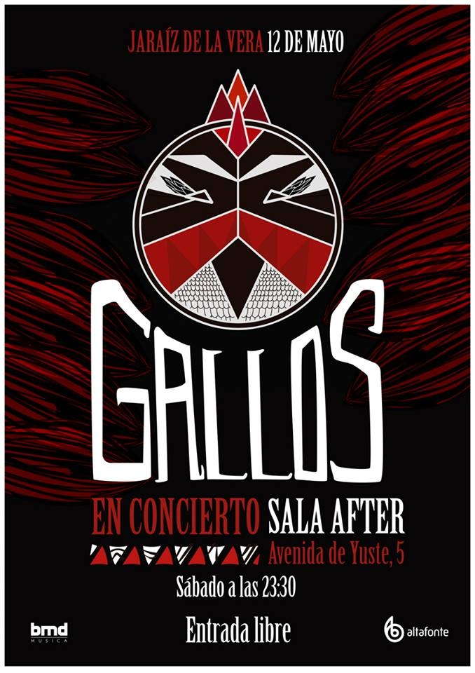 GALLOS en concierto // Sala After