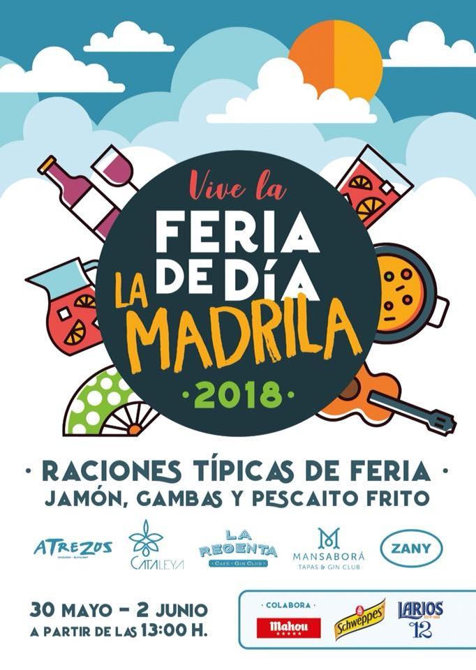 Feria de día La Madrila || Raciones típicas de feria