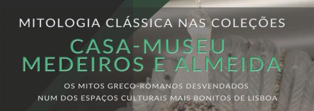 Mitologia Clássica na Casa-Museu Amadeu Andrés