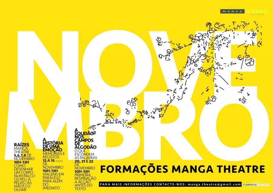 Formações Manga - Mês de Novembro