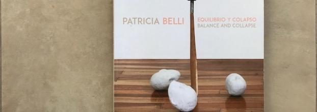 Equilibrio y colapso. Patricia Belli. Presentación del libro