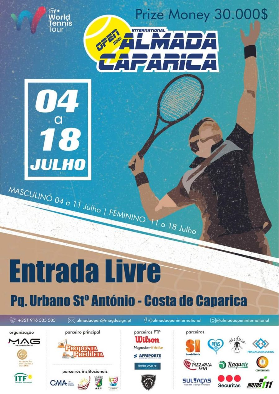 Open International Almada Caparica 2021