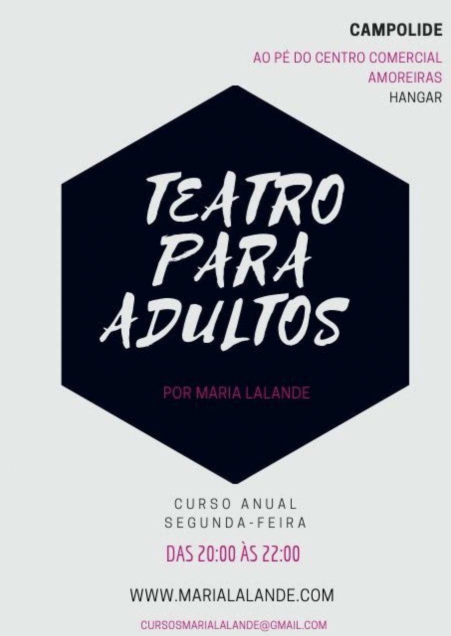 Grupo de Teatro Amador para Adultos