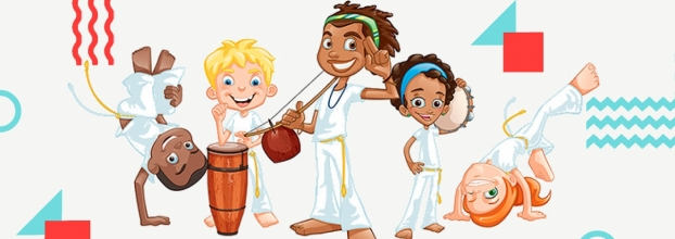 Infantil. Muzenza. Capoeira
