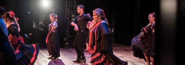 II muestra coreográfica 2018. Taller Nacional de Danza