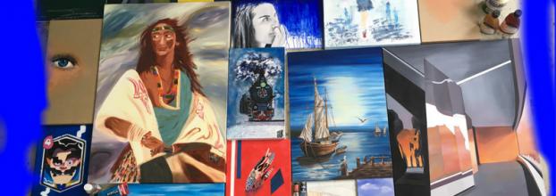 14 Jul. 18H00 - Inauguração de 'Terças com traços' - Exposição Colectiva de Pintura