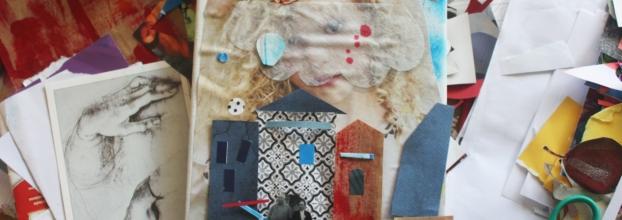 Cut & Paint - Creative Collage Workshop