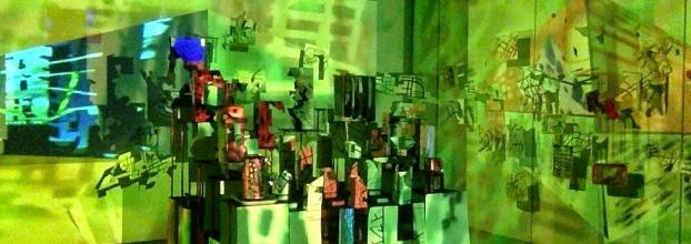Rodolfo Rojas Rocha: La pintura expandida: Pigmento, pantalla y espacio