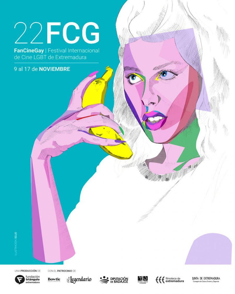 FANCINEGAY 2019 | Festival Internacional de Cine LGBT de Extremadura