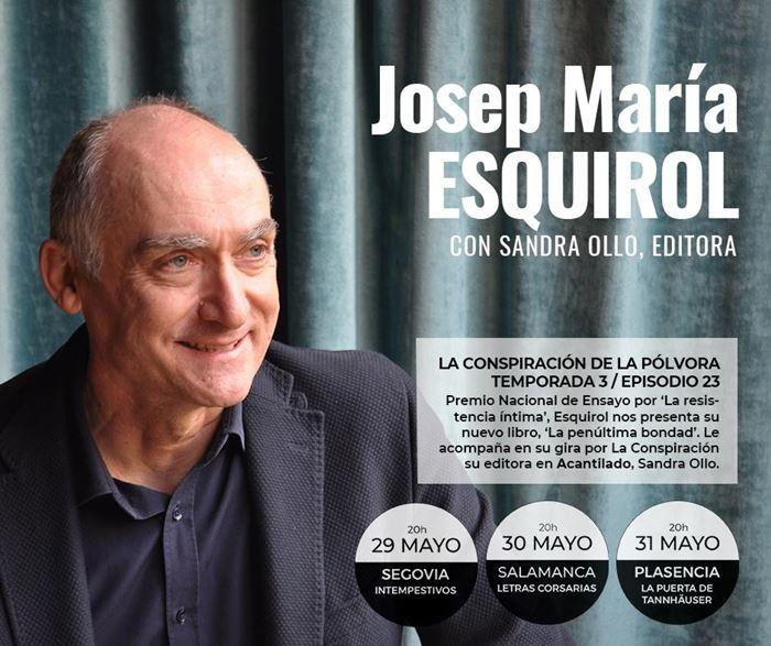 Presentación «La penúltima bondad», de Josep Maria Esquirol || La Puerta de Tannhäuser