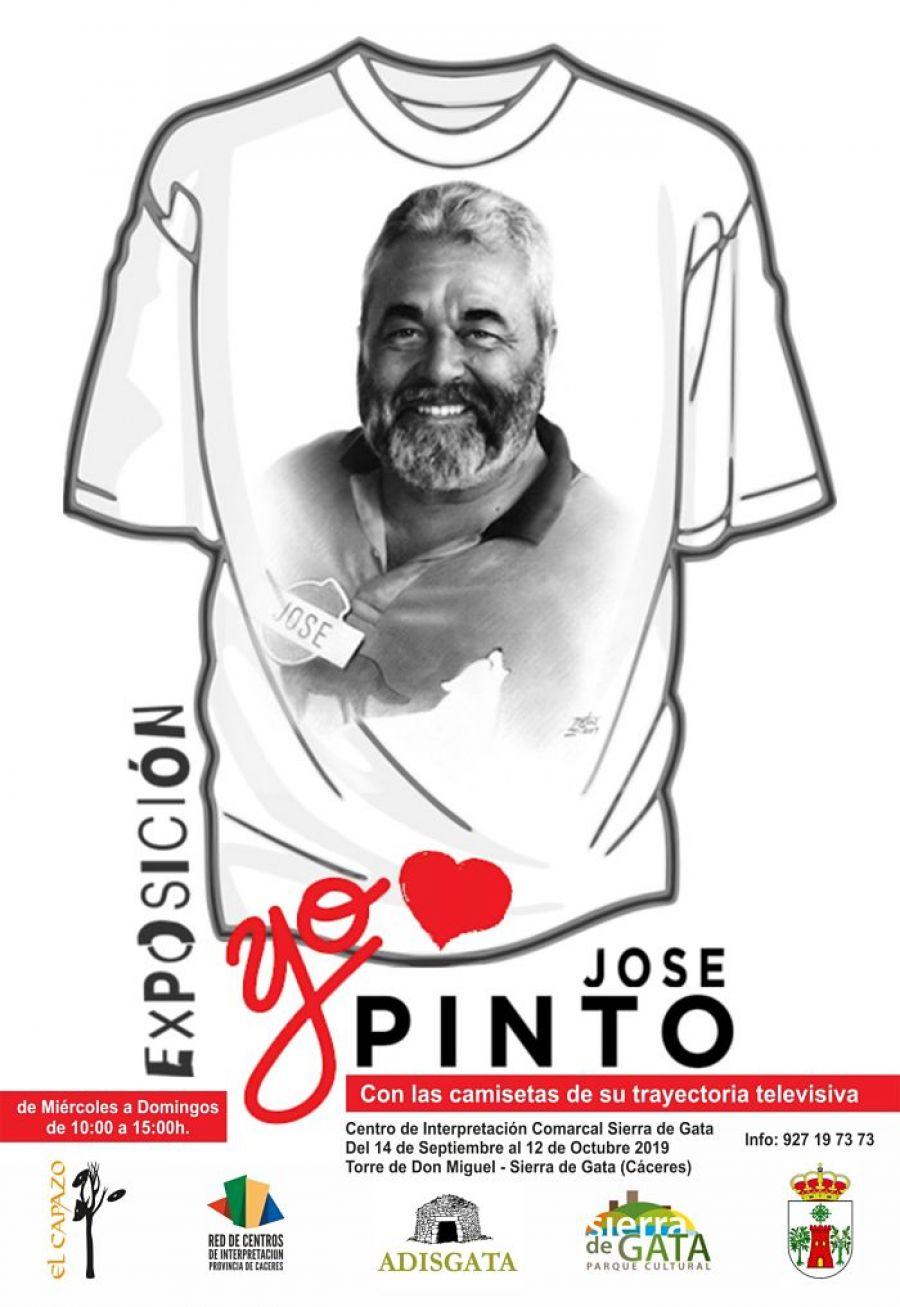 Exposición Yo Jose, Yo Pinto. Jose Pinto 'Los Lobos'