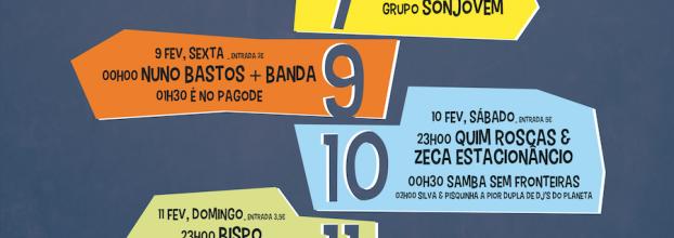 Quim Roscas & Zeca Estacionâncio - Estarreja
