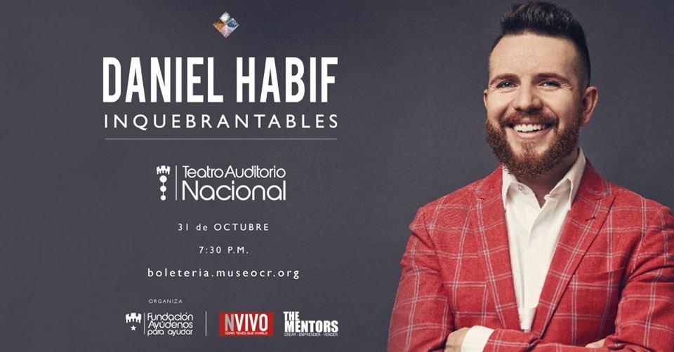 Inquebrantables. Daniel Habif. Motivacional