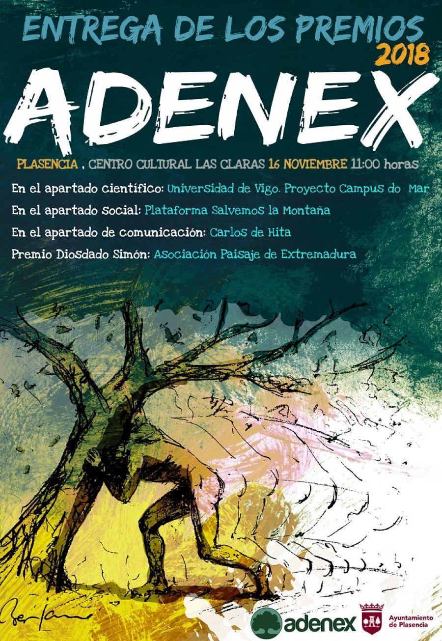 XXXI EDICIÓN PREMIOS ADENEX 2018