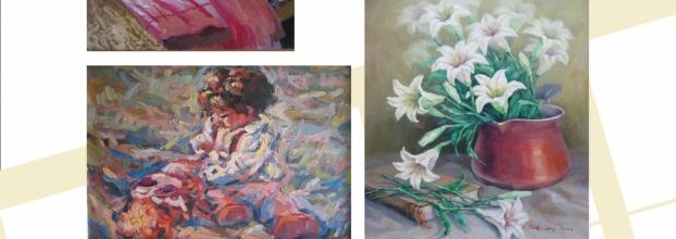 Exposición: Asociación de Pintores con la Boca y con el Pie